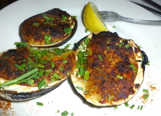 ‪‪Lavallette‬, نيو جيرسي: Baked Stuffed Clams‬