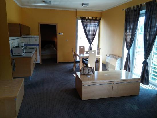 Betnava Hotel: חדר מרכזי