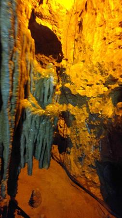 "Fengdu County, China: ""Snow Jade Cave, limestone formations"""