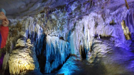 "Fengdu County, China: ""Snow Jade Cave"""