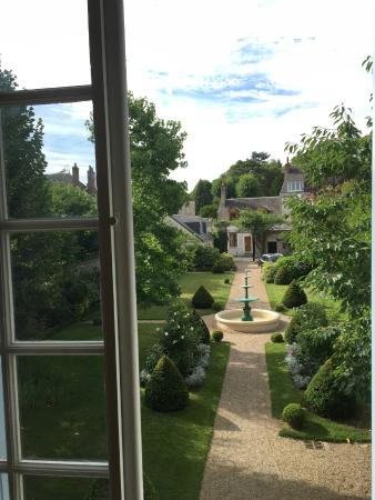Le Vieux Manoir: View from George Sand