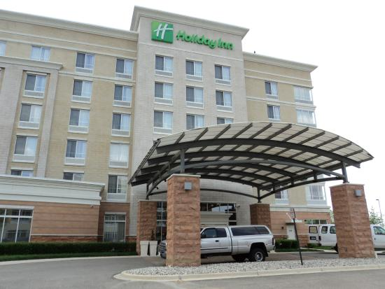 hotel picture of holiday inn express detroit downtown. Black Bedroom Furniture Sets. Home Design Ideas