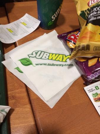 Subway Valencia