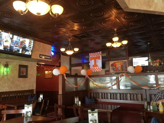 Irish Pub Sports Grill Maryville Restaurant Reviews