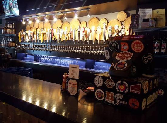 Colorado Plus: The Bar