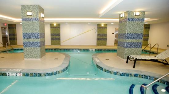 hilton garden inn buffalo downtown pool - Hilton Garden Inn Buffalo Downtown