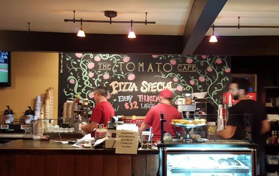 ‪The Tomato Cafe‬