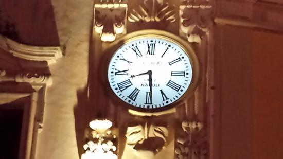 orologio in napoletano