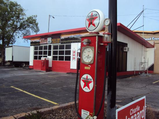 Highland Country Inn: Route 66 motel