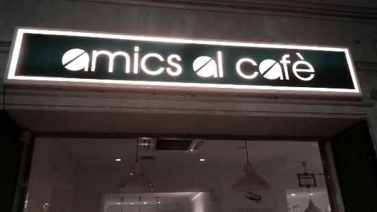 Amics al Café