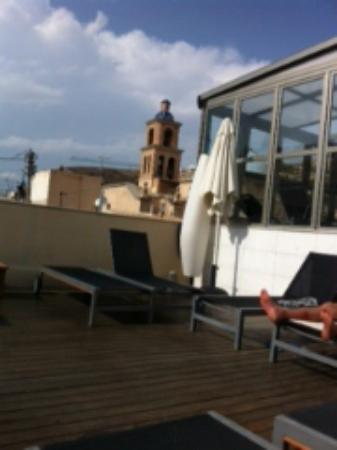 Hospes Amerigo: Pool area