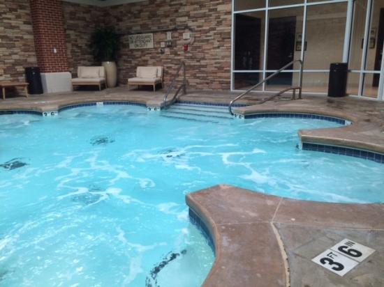 The Artesian Hotel, Casino & Spa : Bath House