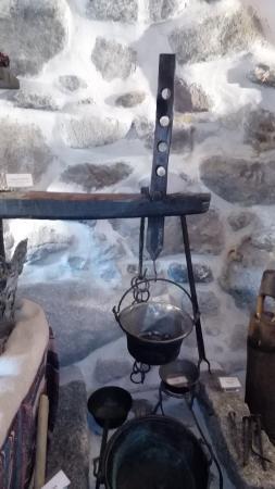 Caderzone Terme, Itália: Museo della Malga