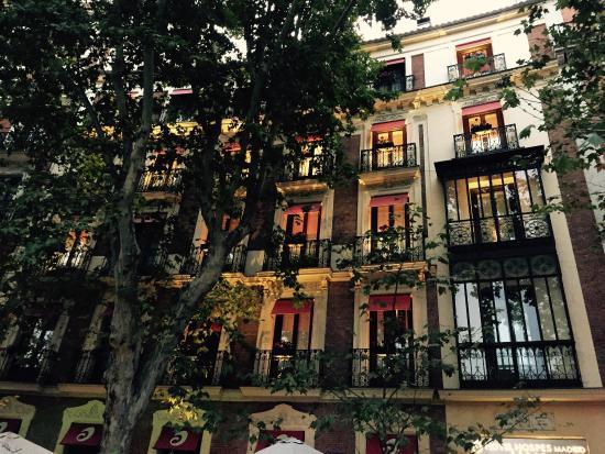 Room picture of hotel hospes puerta de alcala madrid tripadvisor - Hotel hospes puerta de alcala ...