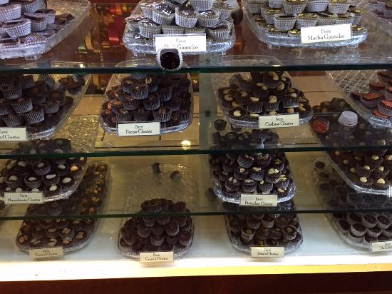 Miami Beach Chocolates: yummmm