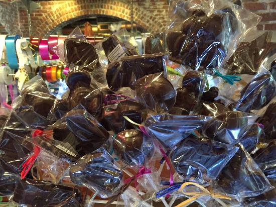 Miami Beach Chocolates: Yummy chocolates