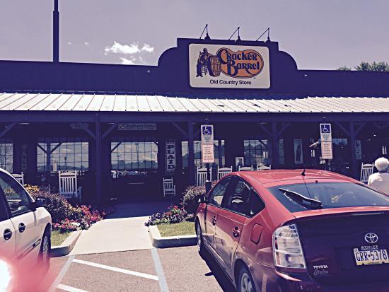 Altoona, Pensilvania: Cracker Barrel