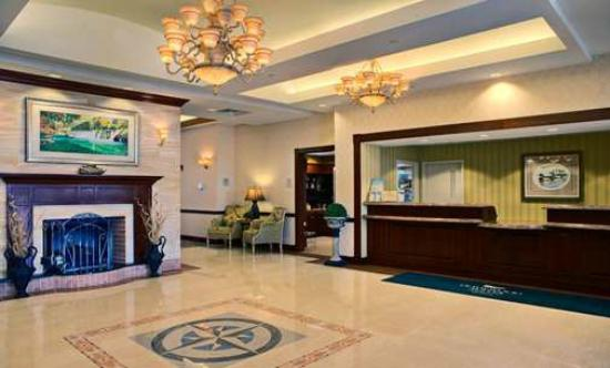 Homewood Suites by Hilton East Rutherford-Meadowlands: Lobby