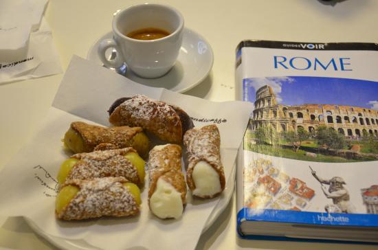 Best pastry in roma picture of i dolci di nonna vincenza for Dolci tipici di roma
