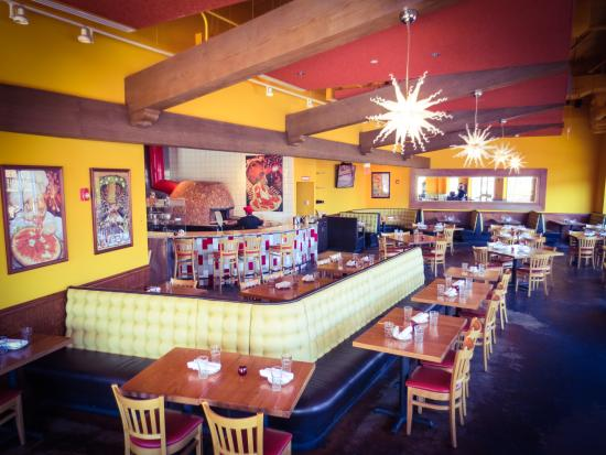 Photo of Italian Restaurant Pizzeria Orso at 400 South Maple Ave., Falls Church, VA 22046, United States