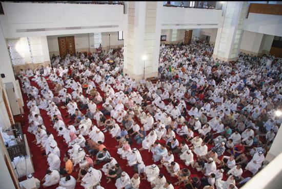 Omar Bin al Khattab Mosque