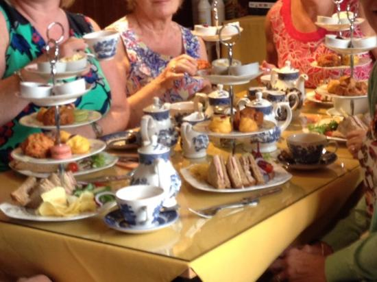 Bolton, UK: Afternoon Tea at Smithill's Tea Room