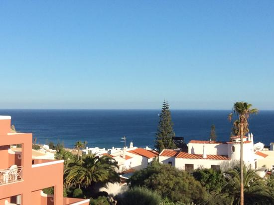 Hotel Belavista da Luz: View from the balcony