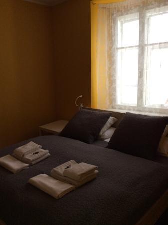 Mescanka: Bedroom of the standard one-bedroom apartment