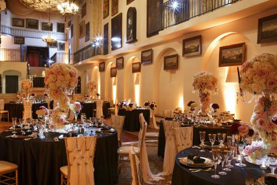 The Mission Inn Hotel And Spa Spanish Art Gallery Wedding