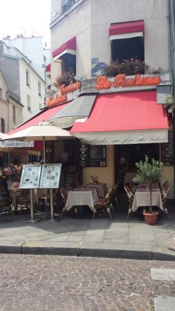 París, Francia: Cafe