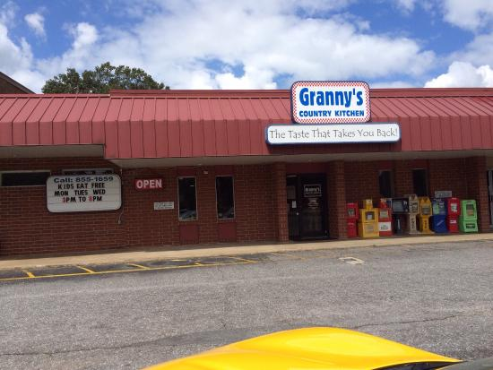 Granny S Country Kitchen Hickory Restaurant Reviews Phone Number Photos Tripadvisor