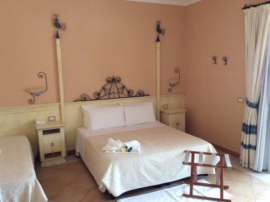 Hotel La Rosa Dei Venti: Foto camera