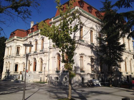 Adile Sultan Kasrı Adile Sultan Summer Palace - Picture of ...