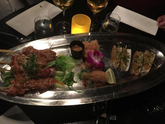 Dinner Bar & Restaurant: Starter2