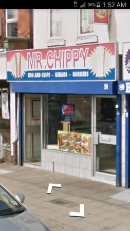 Mr Chippy