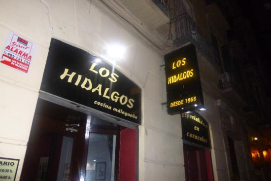 Bodegon Los Hidalgos