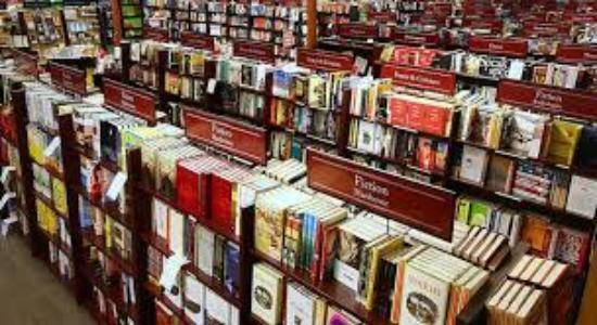 弗罗曼的书店