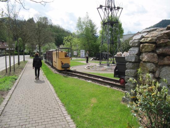 vakantie in Oberwolfach Hotel 3 Könige