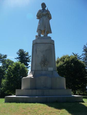 Sharpsburg, Μέριλαντ: monument