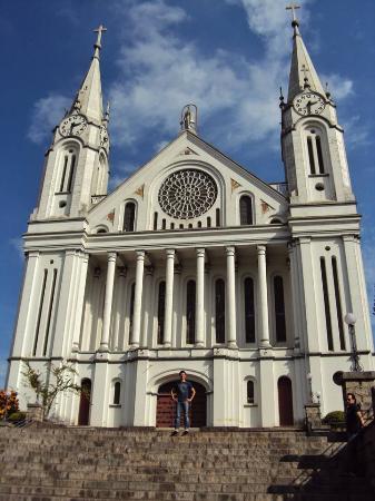 Gaspar: Igreja Matriz de Gaspar