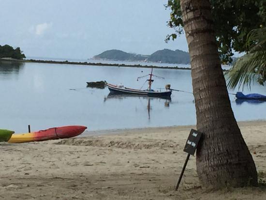 Muang Kulaypan Hotel: Chaweng Beach