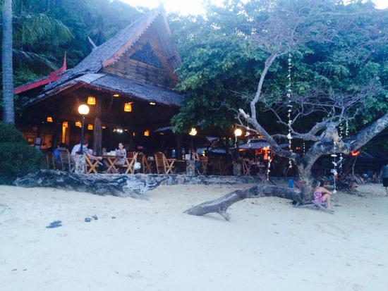 Phi Relax Beach Resort Restaurant At