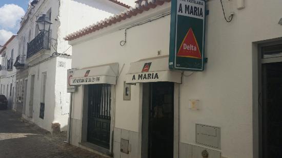 Pastelaria A Maria