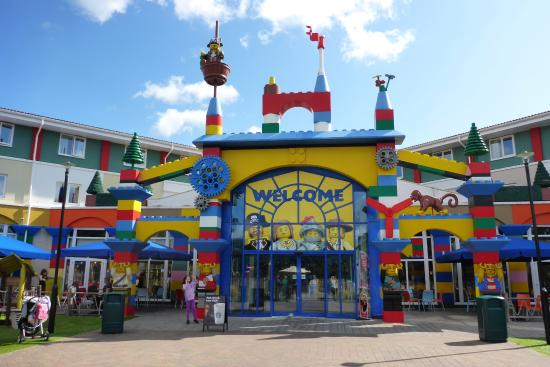 Legoland Hotel Uk