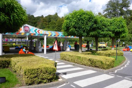 LEGO City driving school in LEGO® City - Picture of Legoland Windsor ...