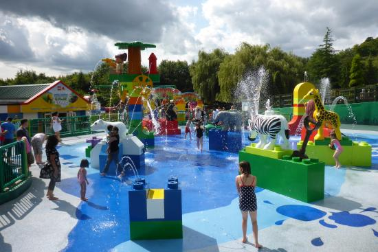 Splash Safari in Duplo Valley - Picture of Legoland Windsor Resort ...