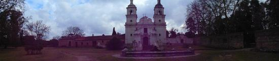 Santa Catalina, Argentina: Fachada principal
