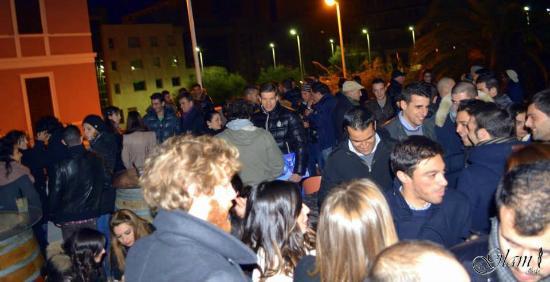 Terrazza Glam Club Cafè - Picture of Glam Club Cafe, Cagliari ...