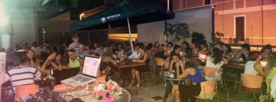 Ingresso Glam Club Cafè - Picture of Glam Club Cafe, Cagliari ...