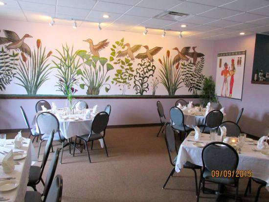 Magdy's: Dining area